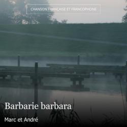 Barbarie barbara