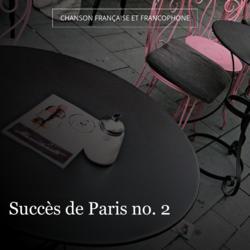 Succès de Paris no. 2