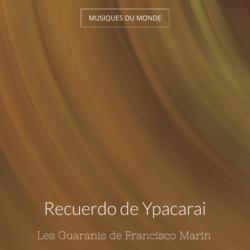 Recuerdo de Ypacarai