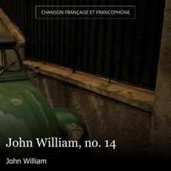 John William, no. 14