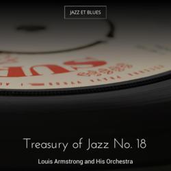 Treasury of Jazz No. 18