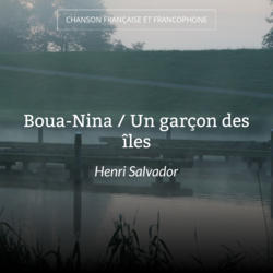 Boua-Nina / Un garçon des îles