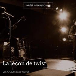 La leçon de twist