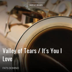 Valley of Tears / It's You I Love