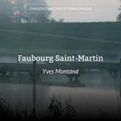 Faubourg Saint-Martin