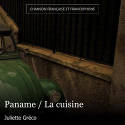 Paname / La cuisine