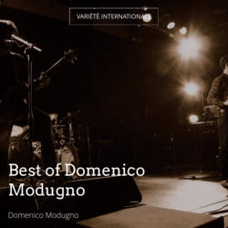 Best of Domenico Modugno