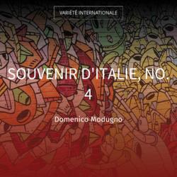 Souvenir d'Italie, no. 4