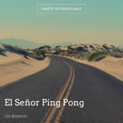 El Señor Ping Pong