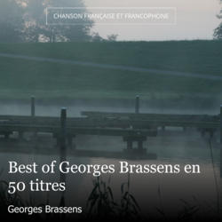 Best of Georges Brassens en 50 titres