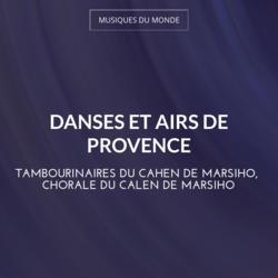 Danses et airs de Provence