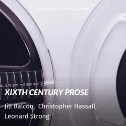 XIXth Century Prose