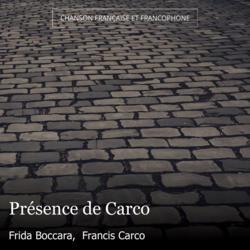 Présence de Carco