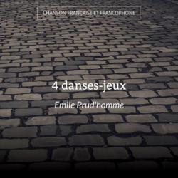 4 danses-jeux