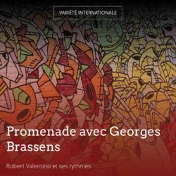 Promenade avec Georges Brassens