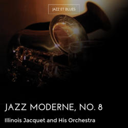 Jazz moderne, no. 8