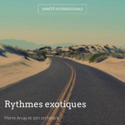 Rythmes exotiques