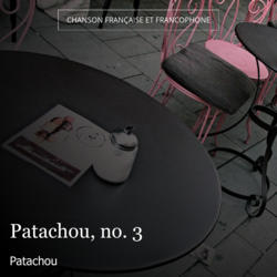 Patachou, no. 3