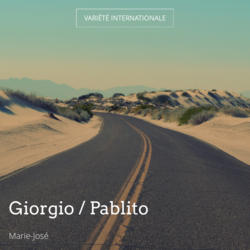 Giorgio / Pablito