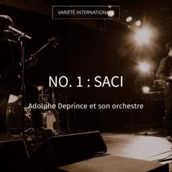 No. 1 : Saci