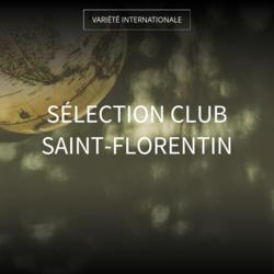 Sélection club Saint-Florentin