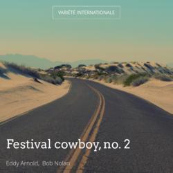 Festival cowboy, no. 2