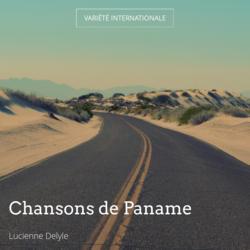 Chansons de Paname