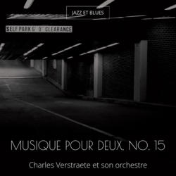 Musique pour deux, no. 15