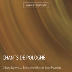 Chants de Pologne