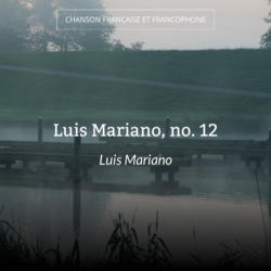 Luis Mariano, no. 12
