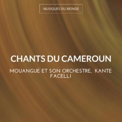 Chants du Cameroun