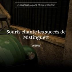 Souris chante les succès de Mistinguett