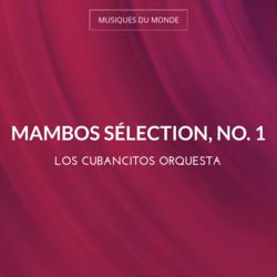 Mambos sélection, no. 1