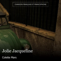 Jolie Jacqueline
