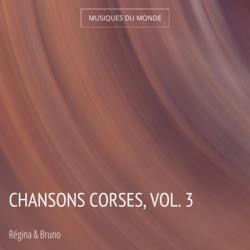 Chansons corses, vol. 3
