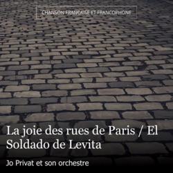 La joie des rues de Paris / El Soldado de Levita