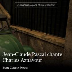 Jean-Claude Pascal chante Charles Aznavour