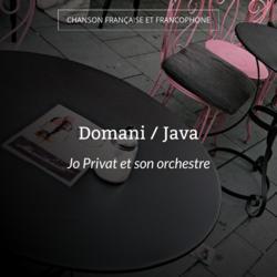 Domani / Java