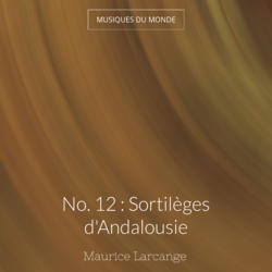 No. 12 : Sortilèges d'Andalousie