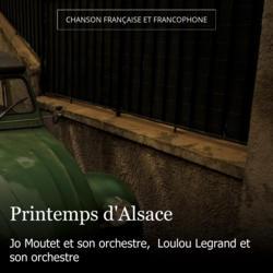 Printemps d'Alsace