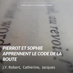 Pierrot et Sophie apprennent le code de la route