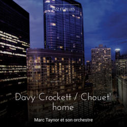 Davy Crockett / Chouet' home