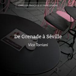 De Grenade à Séville