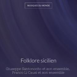 Folklore sicilien
