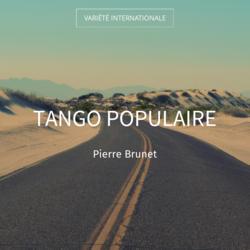 Tango populaire