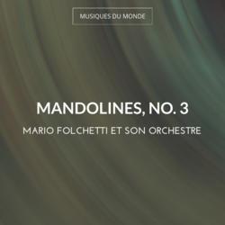 Mandolines, no. 3