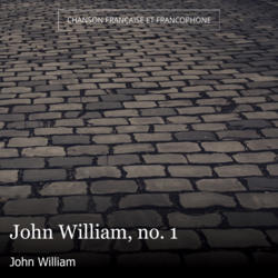 John William, no. 1