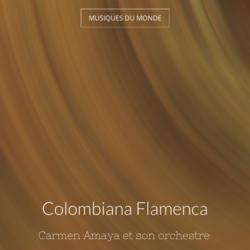 Colombiana Flamenca