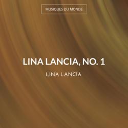 Lina Lancia, no. 1