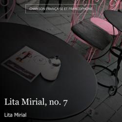 Lita Mirial, no. 7